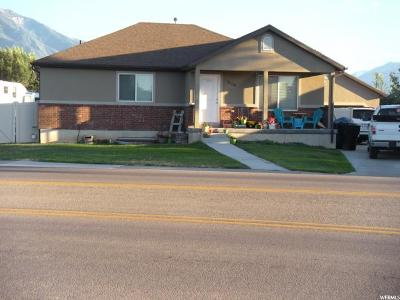 Spanish Fork Single Family Home For Sale: 1156 E Canyon Rd