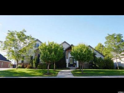 Lindon Single Family Home For Sale: 648 W 250 N