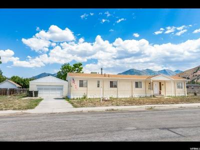 Tooele UT Single Family Home For Sale: $119,900