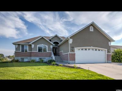 Benson Single Family Home For Sale: 1226 W 710 S