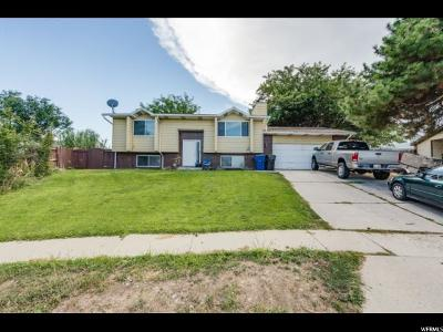Magna Single Family Home For Sale: 8063 W 3380 S