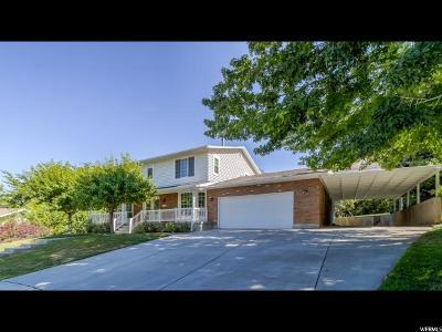Pleasant Grove Single Family Home For Sale: 1235 E 120 N