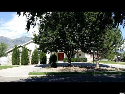American Fork Single Family Home For Sale: 708 N 500 E