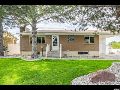 American Fork Single Family Home For Sale: 435 W 600 N