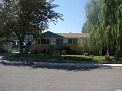 Orangeville Single Family Home For Sale: 355 W 300 N