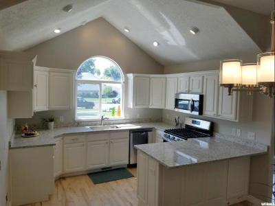Spanish Fork Single Family Home For Sale: 1507 E 820 S