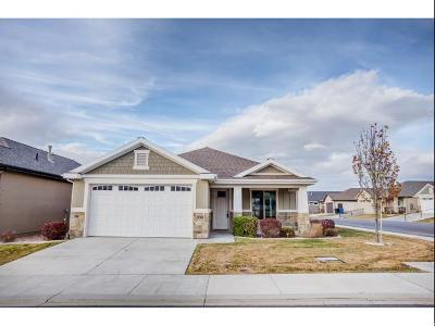 Payson Single Family Home For Sale: 1084 W 1260 S