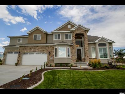 Lehi Single Family Home For Sale: 3078 N Eagle Way