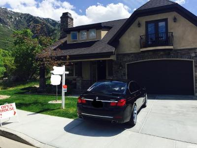 Sandy Single Family Home For Sale: 10930 Hiddenwood Dr