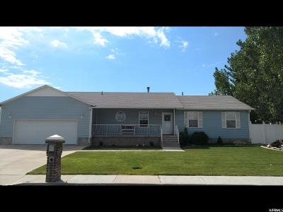 Tremonton Single Family Home For Sale: 763 W 600 N