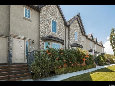 Holladay Townhouse For Sale: 1356 E 4500 S