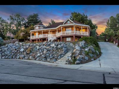 Orem Single Family Home For Sale: 547 E 1640 N