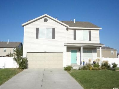 Spanish Fork Single Family Home For Sale: 436 S 1280 W