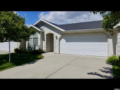 American Fork Townhouse For Sale: 384 W 50 N