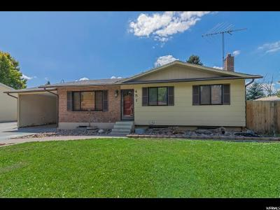 Payson Single Family Home For Sale: 451 N 150 W