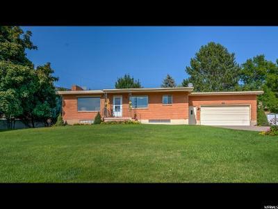 North Logan Single Family Home For Sale: 1285 E 1500 N