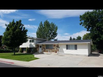Orem Single Family Home For Sale: 11 N 800 E