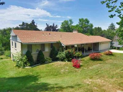Holladay Single Family Home For Sale: 5518 S Wayman Ln