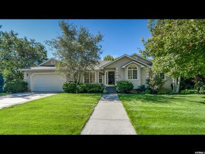 Lindon Single Family Home For Sale: 222 E 450 St N
