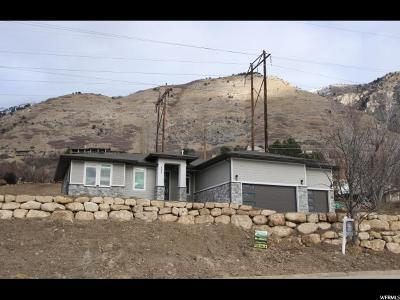 Provo Single Family Home For Sale: 4098 N Foothill Dr #3