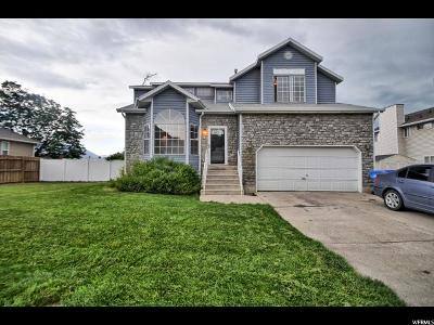 Orem Single Family Home For Sale: 201 W 1820 N