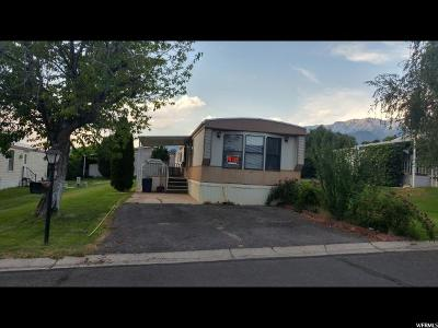 Orem Single Family Home For Sale: 1100 W 465 N