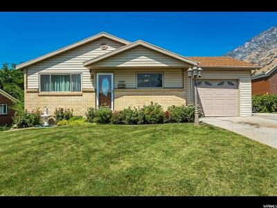 Provo Single Family Home For Sale: 1447 E 580 S