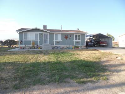 Tremonton Single Family Home For Sale: 8810 W 10400 N