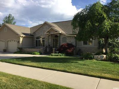 Cottonwood Heights UT Single Family Home For Sale: $775,000