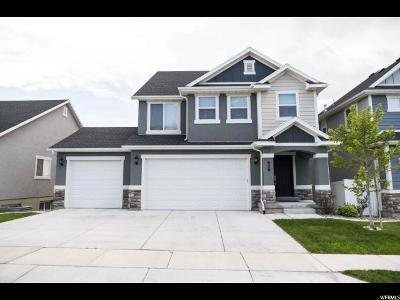 Lehi Single Family Home For Sale: 629 W 4050 N