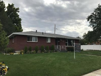 American Fork Single Family Home For Sale: 596 N 30 W