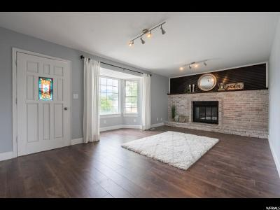 Orem Single Family Home For Sale: 739 N 900 W