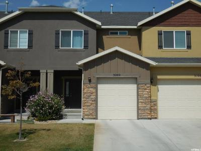 Lehi Townhouse For Sale: 3202 W Desert Lily Dr