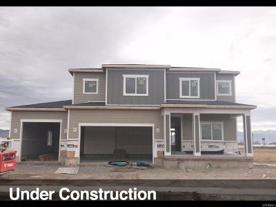 Lehi Single Family Home For Sale: 587 S 2150 W