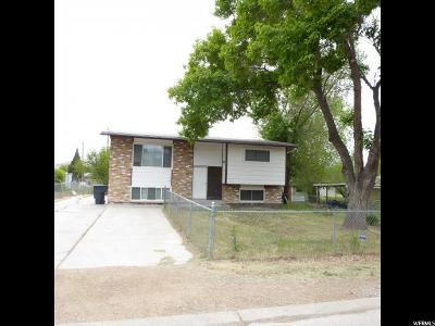 Price Single Family Home For Sale: 160 E 500 S