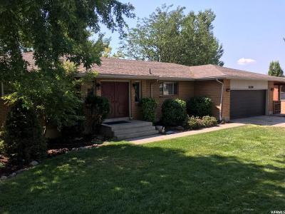 Pleasant Grove Single Family Home For Sale: 1598 E 480 S