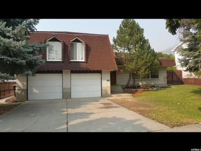 Provo Single Family Home For Sale: 599 E 2200 N