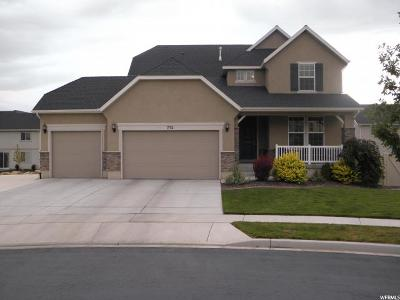 American Fork Single Family Home For Sale: 732 S 160 W
