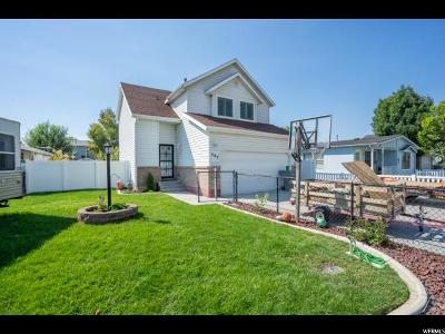 Pleasant Grove Single Family Home For Sale: 497 N 1370 W