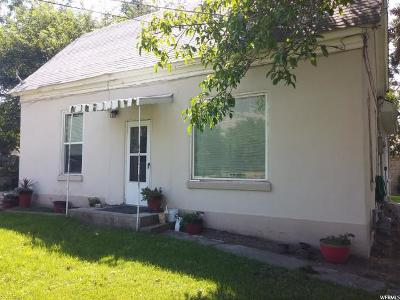 Pleasant Grove Single Family Home For Sale: 610 E 500 N