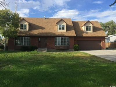 Orem Single Family Home For Sale: 56 W 800 S
