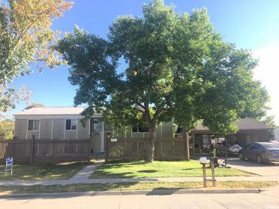Salt Lake City Multi Family Home For Sale: 1763 W Independence Blvd N