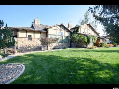 Alpine Single Family Home For Sale: 621 W Westfield Rd