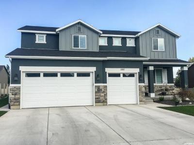 Lehi Single Family Home For Sale: 1351 S Grey Goose Rd E