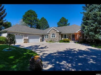 Salt Lake City Single Family Home For Sale: 1075 E Vine St S