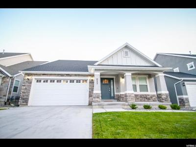 Lehi Single Family Home For Sale: 617 W 4050 N