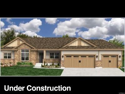 Grantsville Single Family Home For Sale: 653 S Gold Dust Rd E #742