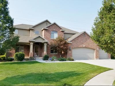 Cedar Hills Single Family Home For Sale: 10679 N Spyglass