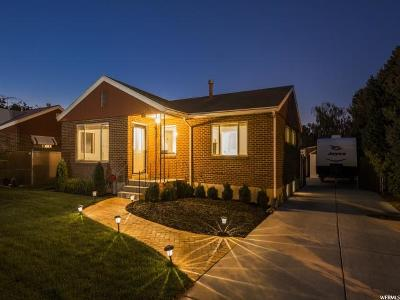 Salt Lake City UT Single Family Home For Sale: $319,900