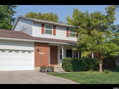 Cedar Hills Single Family Home For Sale: 9863 N Meadow Dr